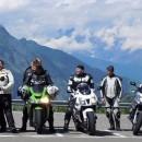 Motorradtour in die Schweiz