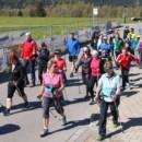 Bericht vom 11. Pinswanger Nordic Walking Tag