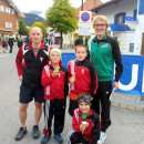 U10 läuft für guten Zweck beim Rotary-Lauf