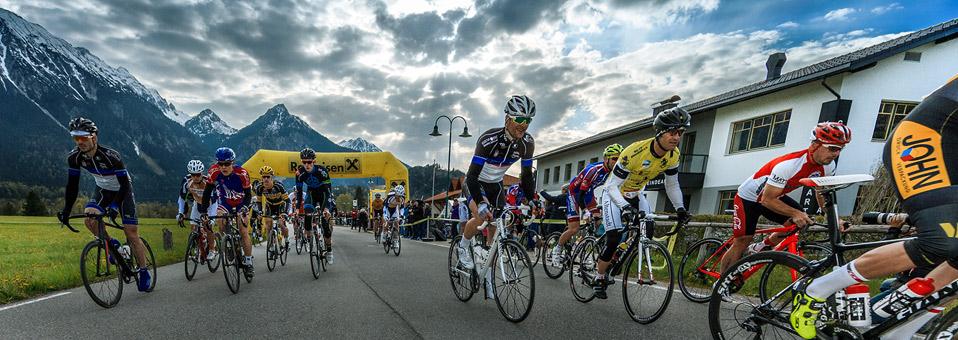 Profi Bilder von Radrennen & Mountainbike Bergsprint