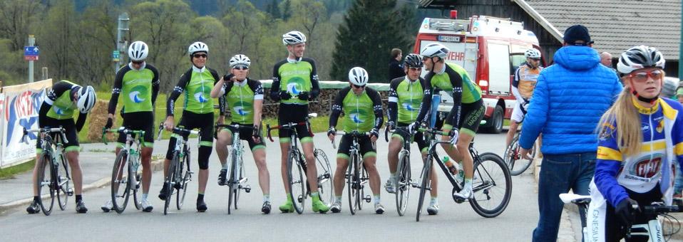 Bericht vom 23. Pinswanger Straßenradrennen