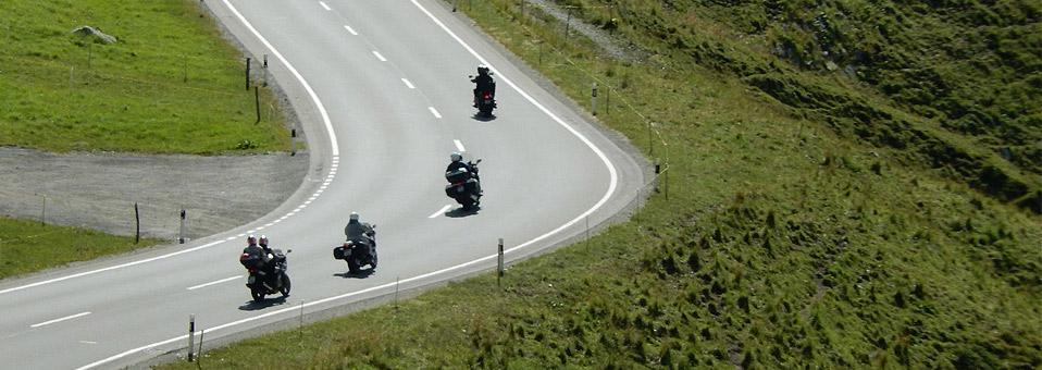 Motorradtour 2016