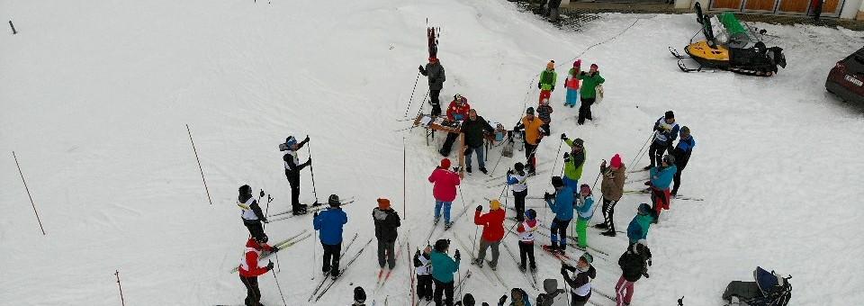 Bilder der Langlauf-Vereinsmeisterschaft 2019